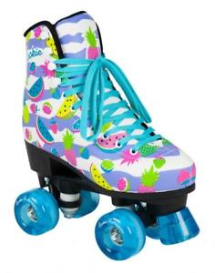 24hr-DELIVERY-Rookie-Fruits-Girls-Womens-Quad-Roller-Skates-Boots-rrp-85