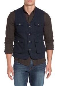 Jeremiah-Porter-Herringbone-Wool-Vest-small-navy-bd3