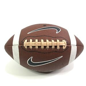 Isla Stewart Maniobra Verde  Nike Football Official Size and Weight NFHS All Field | eBay