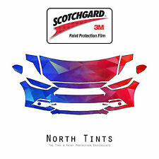Ford Mustang 2015-2017 PreCut 3M Scotchgard Paint Protection Clear Bra Kit