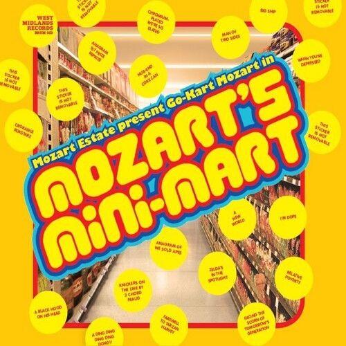Go Karting West Midlands >> Mozart S Mini Mart By Go Kart Mozart U K Vinyl Feb 2018 West Midlands