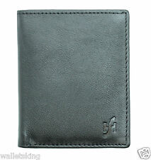 STARHIDE ULTRA SLIM REAL LEATHER CREDIT CARD HOLDER MINI CARD CASE WALLET - 205
