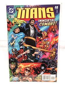 The-Titans-Vol-1-1999-2003-12-VF-NM-1st-Print-DC-Comics