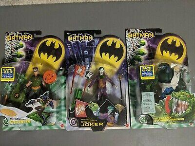 créature Chaos DC SWAMP Showdown Batman Robin Killer Croc par Spin Master NOUVEAU