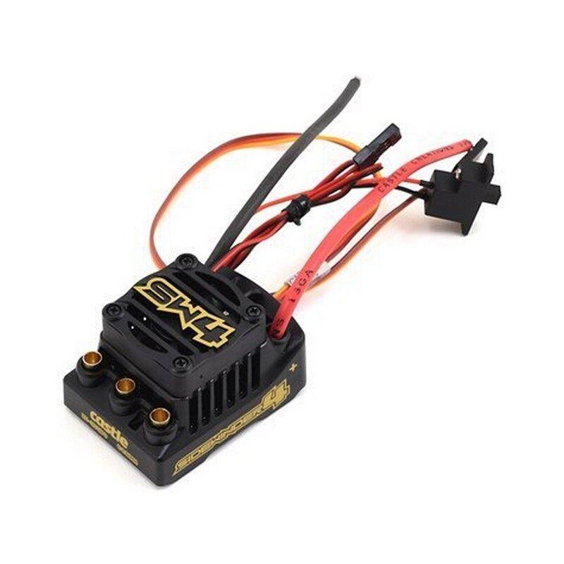 Castle Creations 010-0164-00 SW4 12.6V 2A Impermeable Sensorless ESC BEC