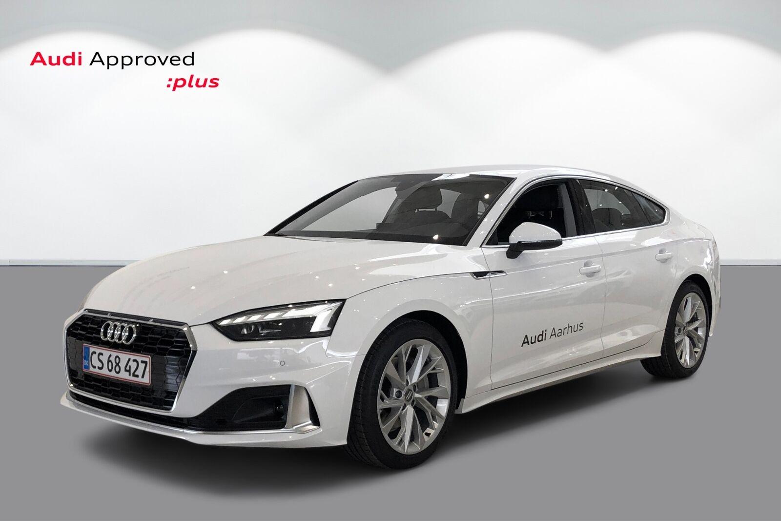 Audi A5 40 TDi Advanced+ SB S-tr. 5d - 489.900 kr.