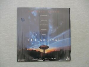 The Arrivel starring Charlie Sheen, a laser  Disc edition, U.S.A., 90's
