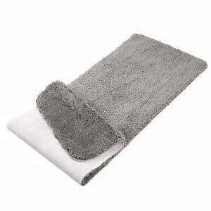 AOACreations-Bathroom-Rug-Bathmat-Non-Slip-Soft-Shaggy-Plush-Runner-Floor-Mats
