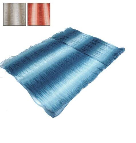 Donna Ragazze Tie Dye Effetto Sciarpe poliestere 62x18in SCIARPA l/'hijab SCIARPA