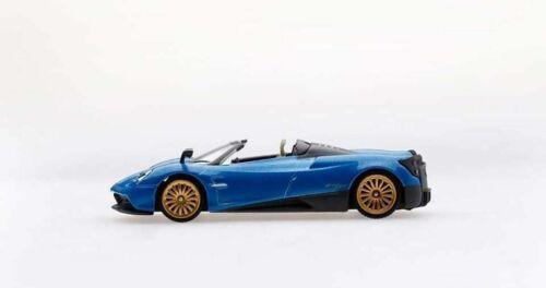 TSM 1:64 NEU Pagani Huayra Roadster  Blue Francia **** Mini GT