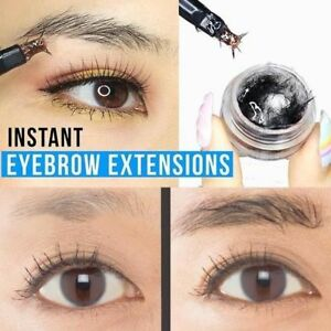 Hair Fiber Natural Eyebrow Extension Gel Brow Women