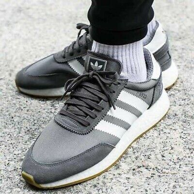 D97345 ADIDAS MENS I-5923 GREY *NEW*