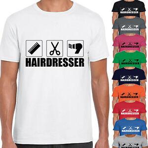Grabmybits hairdresser design adult unisex t shirt for Hair salon t shirt designs