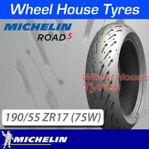75/W R Michelin 190//55/ZR17/Road 5/