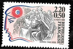 Timbre-France-N-2564