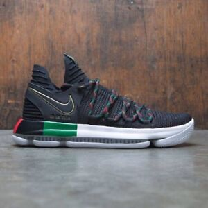 cheap for discount bf482 6d3df Details about Nike Zoom KD 10 X BHM LMTD Size 16. 897817-003 Jordan Kobe