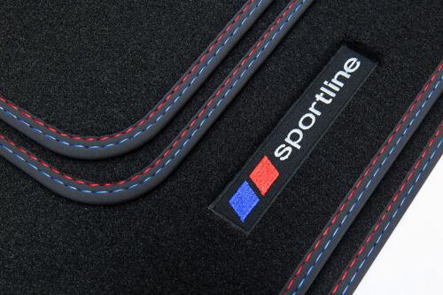 Sportline Tapis de Sol pour BMW Série 4 Coupé F32 F82 à Partir Année 2013