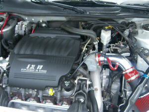 Blue Filter /& Accessories 2004 2005 2006 2007 2008 Pontiac Grand Prix with 3.8L V6 Engine Air Intake Filter Kit System