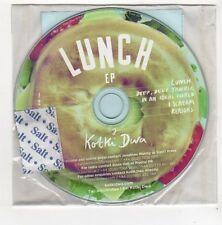 (FC245) Kotki Dwa, Lunch EP - 2011 DJ CD