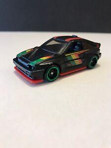 Hot-Wheels-Black-1985-Honda-Civic-CR-X-1-64-Honda-Series-Coupe-2015