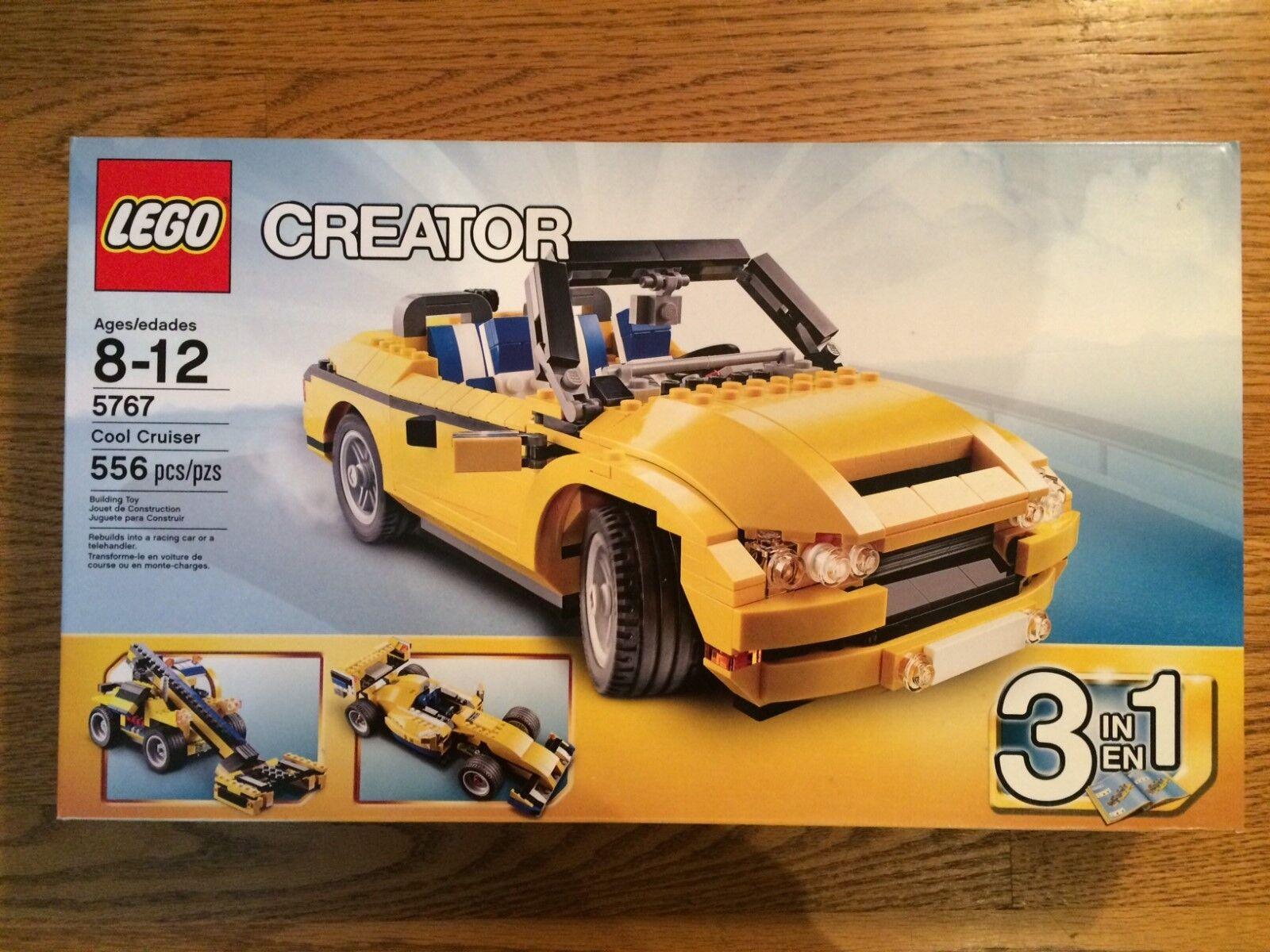 LEGO 5767  Cool Cruiser auto from Creator series. nuovo in scatola   garanzia di qualità