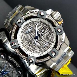 Details about Invicta Reserve Grand Arsenal Octane Swiss Auto 63mm 3 06CTW  Diamond Watch New