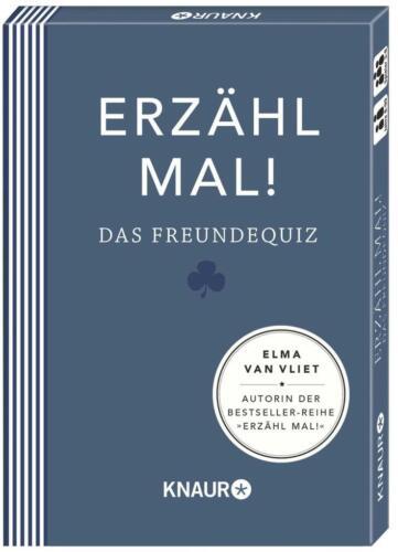 Elma van Vliet Erzähl mal Das Freundequiz