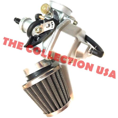 Carburetor /& Air Filter For Honda Atc200m Atc 200m 1984 1985  3 Wheeler Trike