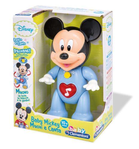 Clementoni 14895 Baby Mickey Muovi e Impara