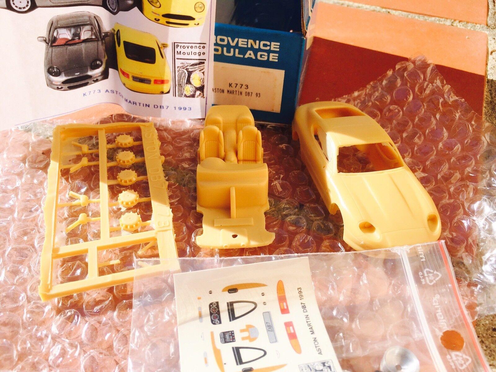 Provence moulage complete kit to mount 1 43 aston martin db7 93 k773