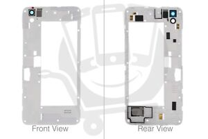 Details about Official Huawei Ascend G620s White Battery Cover with Antenna & Speaker Module -