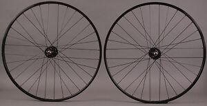 H-Plus-Son-TB14-Black-32h-Formula-Track-Bike-SingleSpeed-Wheelset-Wheels