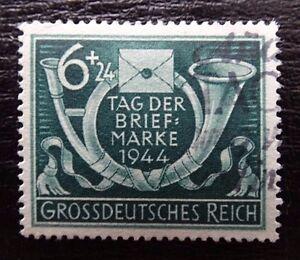 Deutsches Reich 904 Tag Der Briefmarke Gestempelt Ebay