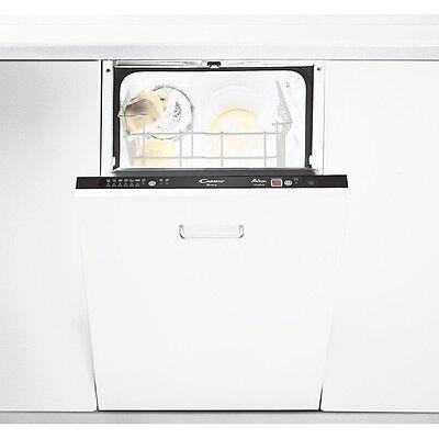 Candy CDI 9P45E Spülmaschine, Vollintegriert, EEK A+, Geschirrspüler