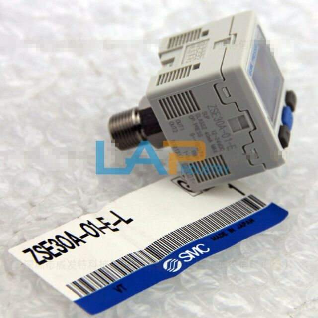 1PC NEW for SMC ZSE30AF-01-A ZSE30AF-01-A-L Pressure Switch FREE SHIPPING