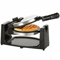 Bella 13991 Rotating Waffle Maker, Polished Stainless Steel , New, Free Shipping on sale