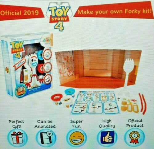 Disney Toy Story 4 Make Your Own Forky Creative Activity Set NEW