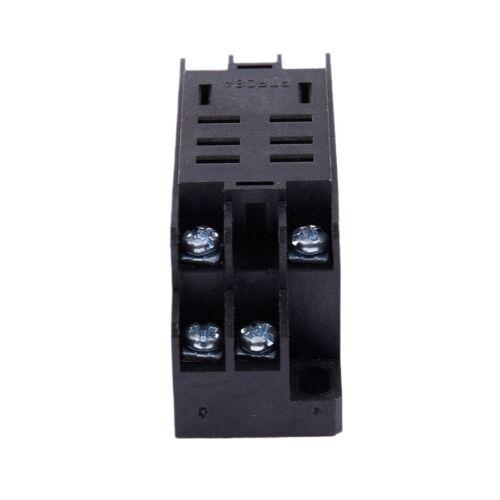 R SODIAL 12V DC Spulenspannung Relais DPDT LY2NJ HH62P-L JQX-13F 10A Mit k12l