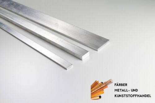 Alu Aluminium Flat Flat Bar 25x2mm//0,5 Meter Long