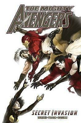1 of 1 - The Mighty Avengers Vol.4:Secret Invasion Book 2 Marvel Comics Hardback 2008 New