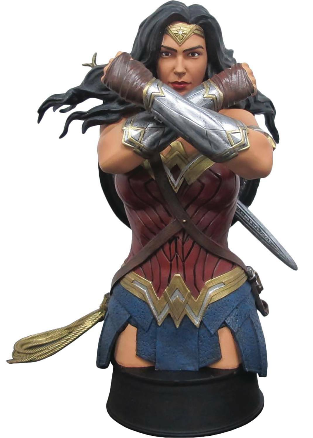 Icon Heroes WONDER WOMAN bust movie  1000