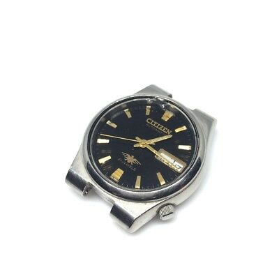 Citizen 8200 21 Jewels Automatic Watch For Repairs, to Restore, Running 1518 | eBay
