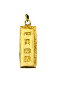 Ingot-Gold-Ingot-Pendant-Yellow-gold-Handmade-in-Jewellery-Quarter-B-039-ham