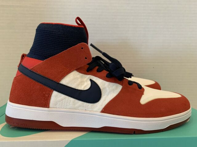 Nike SB Zoom Dunk High Elite 10.5 New