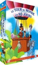★ Le Tour du Monde en 80 jours ★ Intégrale Saison 1 - Coffret 5 DVD