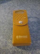 Standard Communications Lcc19 Radio Holdercase Bianchi Gunleather Belt Clip Tan
