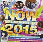 Now 2015 Vol 1 Various Artists Audio CD