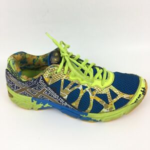 timeless design bdebc 35c24 Image is loading Asics-Gel-Noosa-Tri-9-Womens-Size-7-