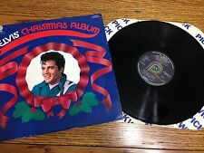 Elvis Presley - Elvis' Christmas Album; CAS-2428, 1975 Pickwick Version
