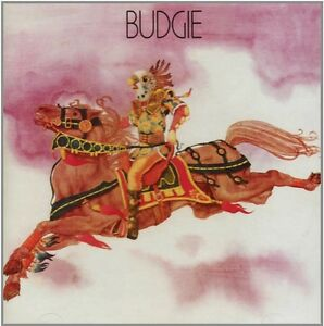 Budgie-Budgie-1971-New-Vinyl-UK-Import